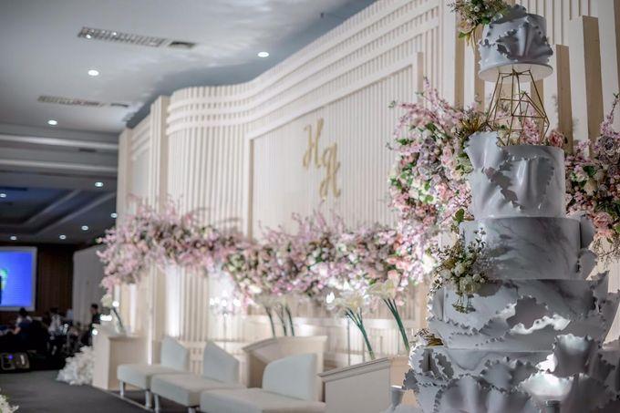 Hendrik & Andini Wedding Decoration by Valentine Wedding Decoration - 035