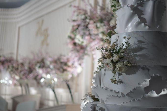 Hendrik & Andini Wedding Decoration by Valentine Wedding Decoration - 036