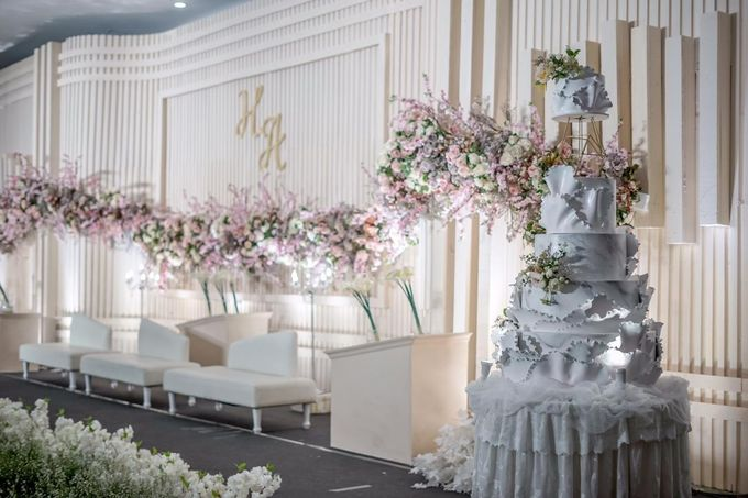 Hendrik & Andini Wedding Decoration by Valentine Wedding Decoration - 037
