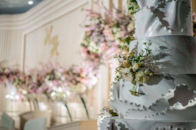 Hendrik & Andini Wedding Decoration by Valentine Wedding Decoration - 038