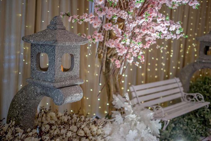Hendrik & Andini Wedding Decoration by Valentine Wedding Decoration - 041