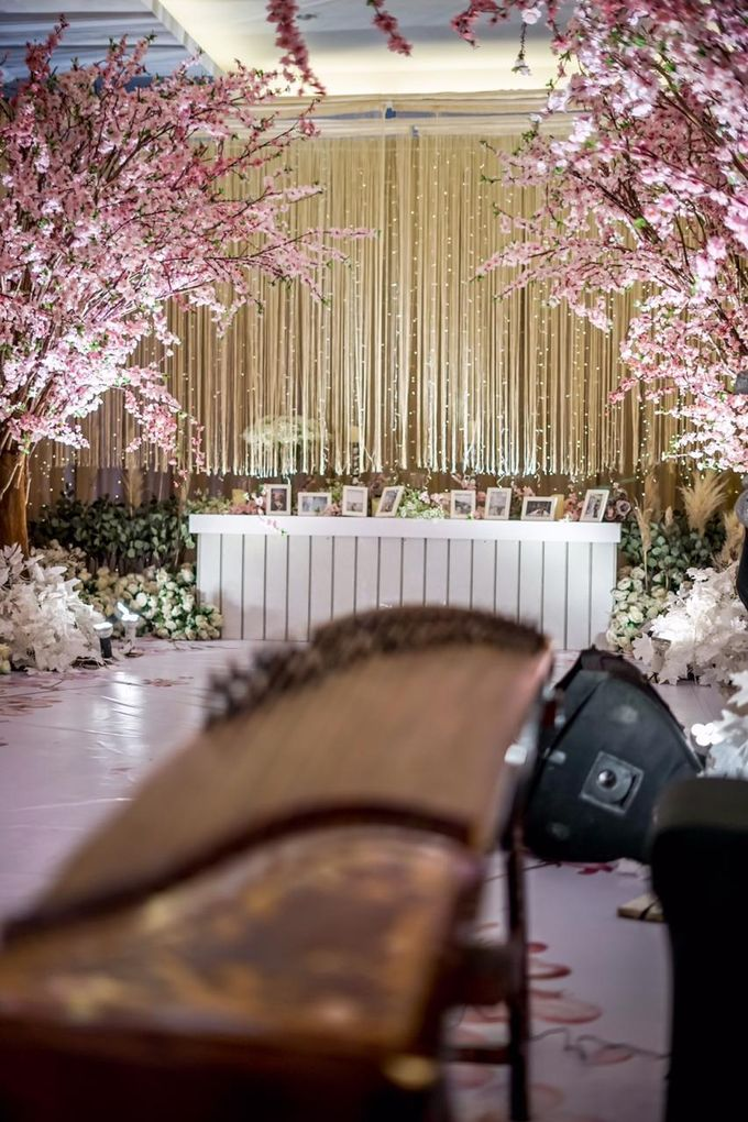 Hendrik & Andini Wedding Decoration by Valentine Wedding Decoration - 042