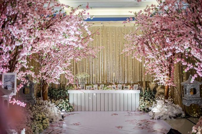 Hendrik & Andini Wedding Decoration by Valentine Wedding Decoration - 045