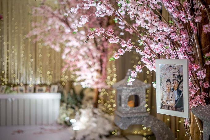 Hendrik & Andini Wedding Decoration by Valentine Wedding Decoration - 050
