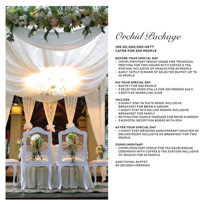 Novotel Packages by Novotel Bogor Golf Resort and Convention Centre - 002