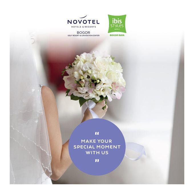 Novotel Packages by Novotel Bogor Golf Resort and Convention Centre - 001
