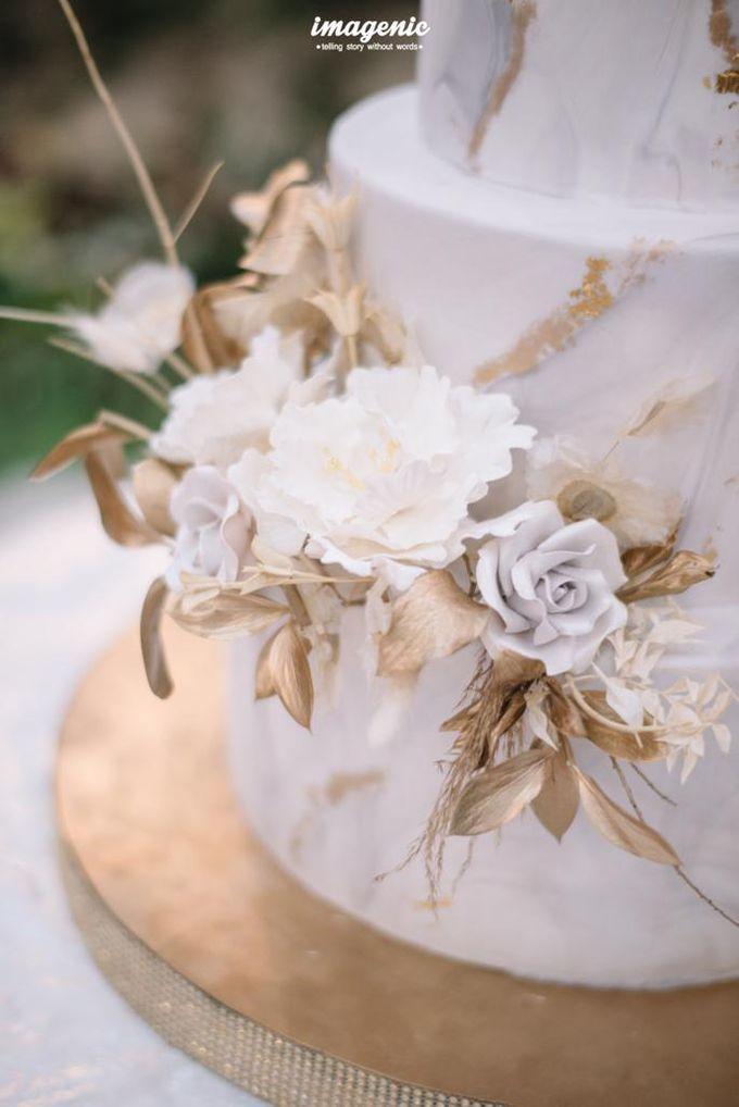 The Wedding of Wurika & Farhan by KAIA Cakes & Co. - 006