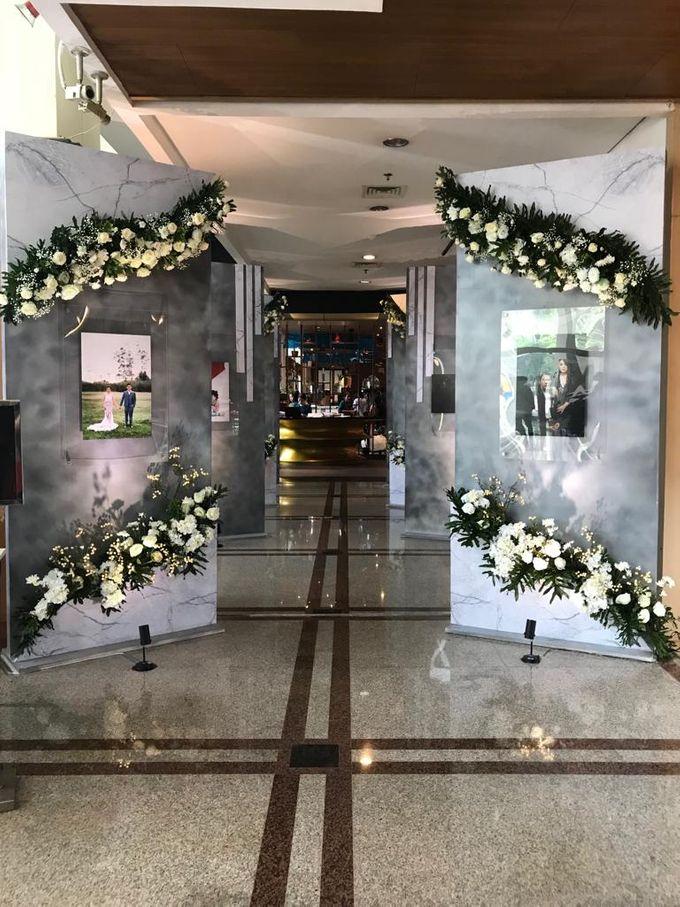 Premium Intimate Wedding at Century Park Hotel by Bright Wedding Jakarta - 004