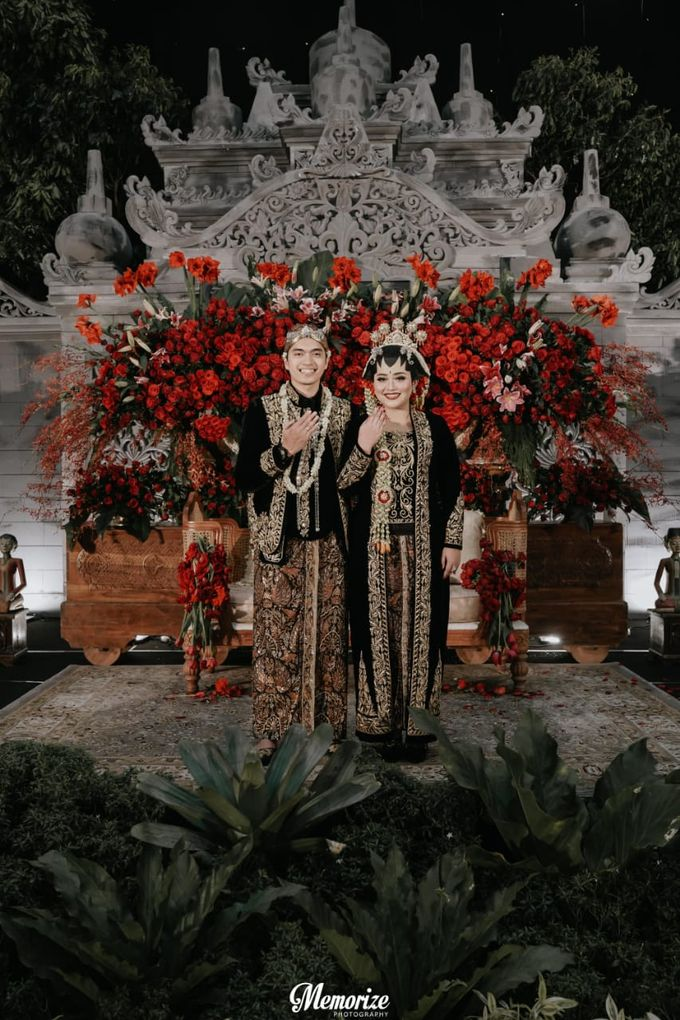 The Wedding of Fina & Thomi by Bloom Gift - 003