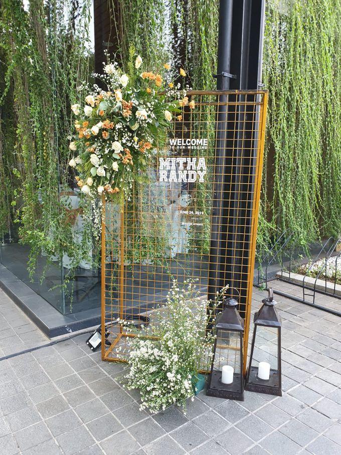 The Wedding Randy & Mitha 29 June 2019 by AVIARY Bintaro - 003