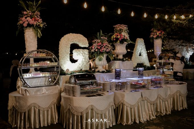 Wedding Reception at felfest Ui by PUSPA CATERING - 002