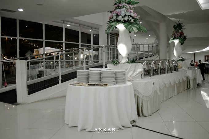 Wedding Reception at felfest Ui by PUSPA CATERING - 003