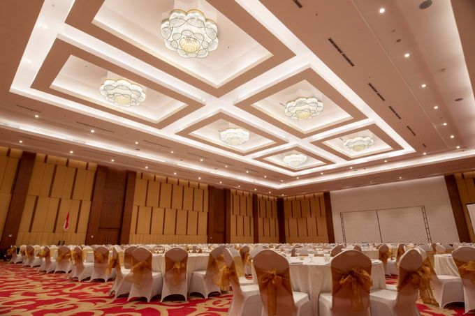Peony Ballroom by Avenzel Hotel and Convention - 001