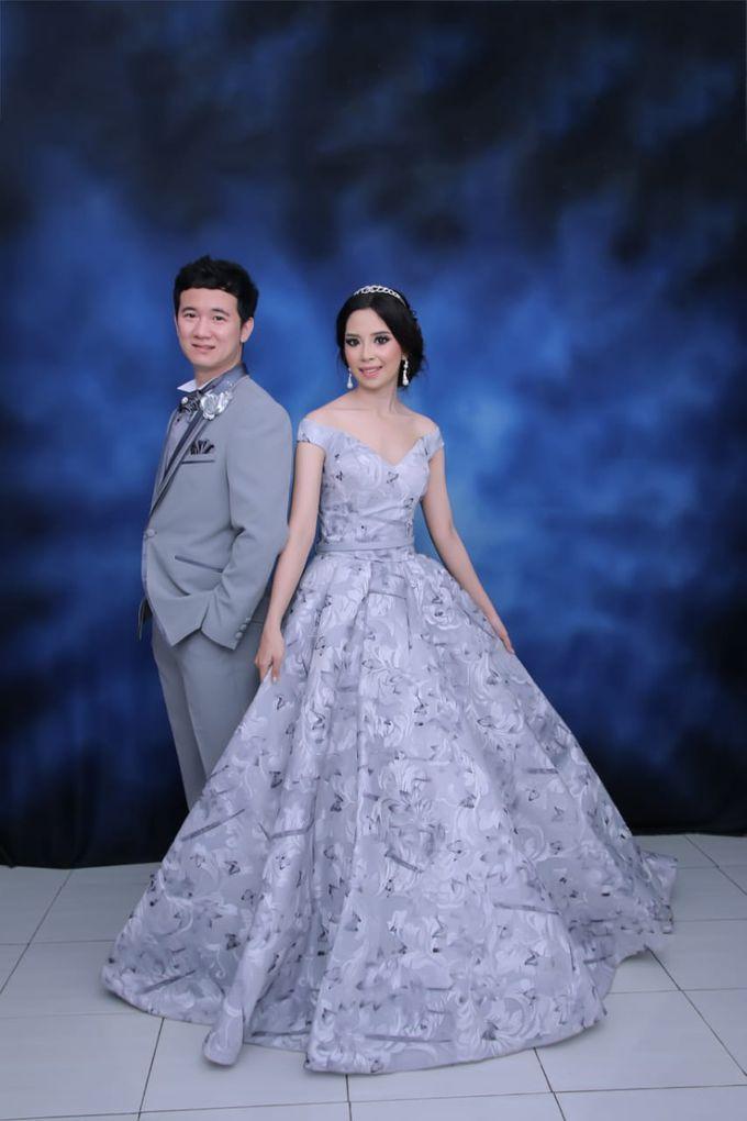 Ferry & Caroline Holy Matrimony by Elina Wang Bridal - 005