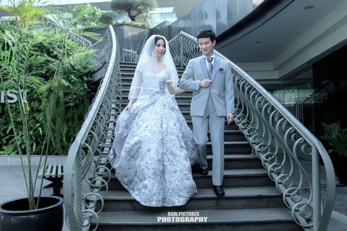 Ferry & Caroline Holy Matrimony by Elina Wang Bridal - 002