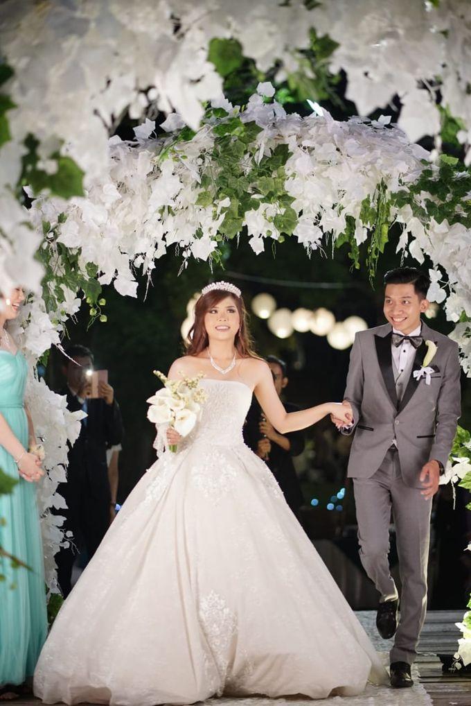 Krisna - Agnes Wedding by Elina Wang Bridal - 002