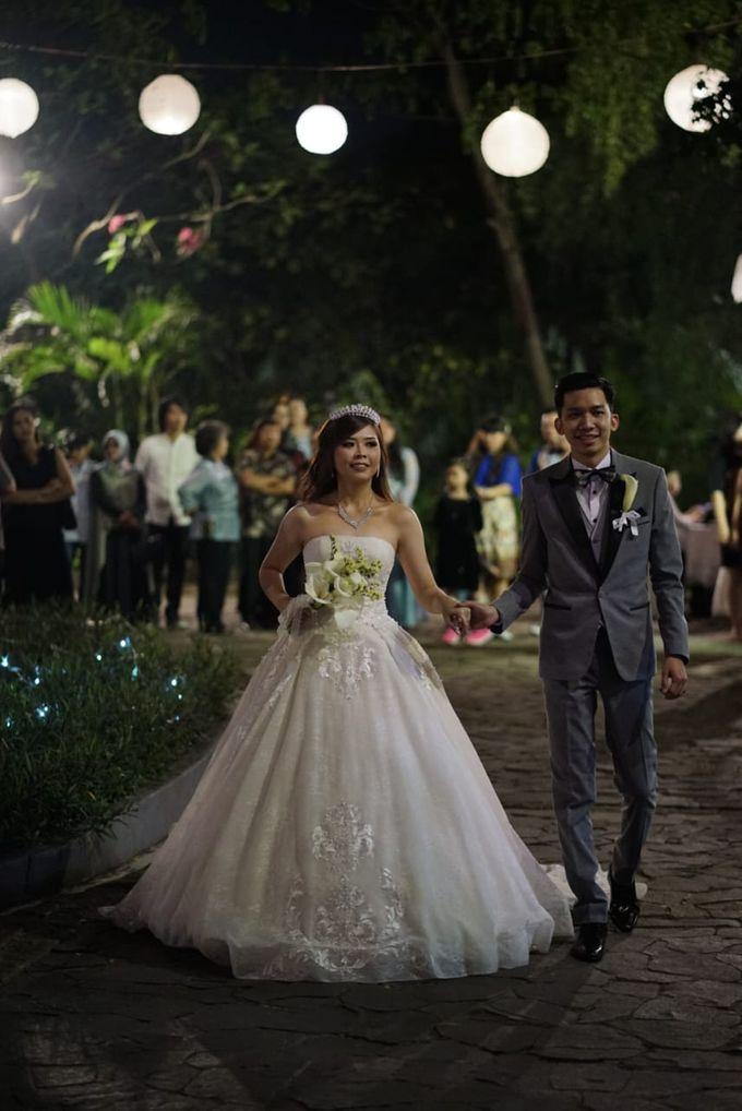 Krisna - Agnes Wedding by Elina Wang Bridal - 004