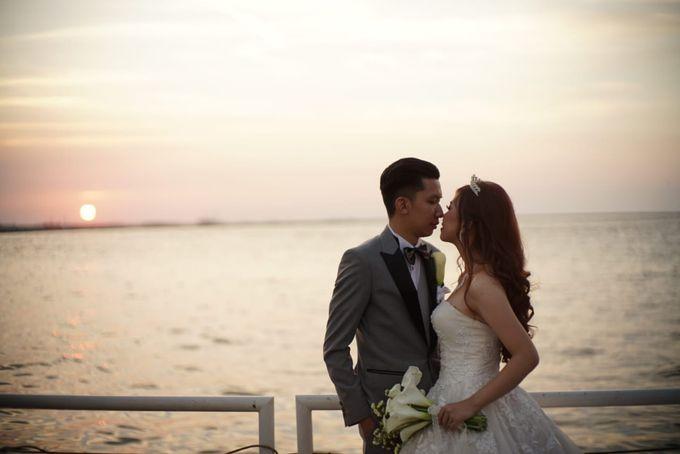 Krisna - Agnes Wedding by Elina Wang Bridal - 007