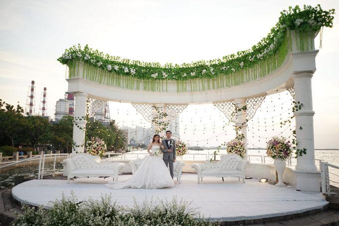 Krisna - Agnes Wedding by Elina Wang Bridal - 001
