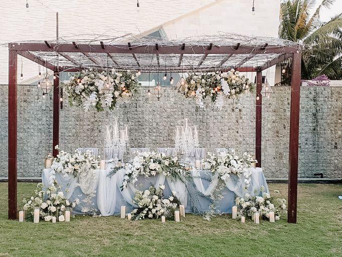 Modern-Rustic Elegant Wedding at The Royal Santrian Bali by Silverdust Decoration - 008
