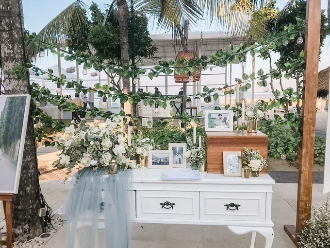 Modern-Rustic Elegant Wedding at The Royal Santrian Bali by Silverdust Decoration - 012