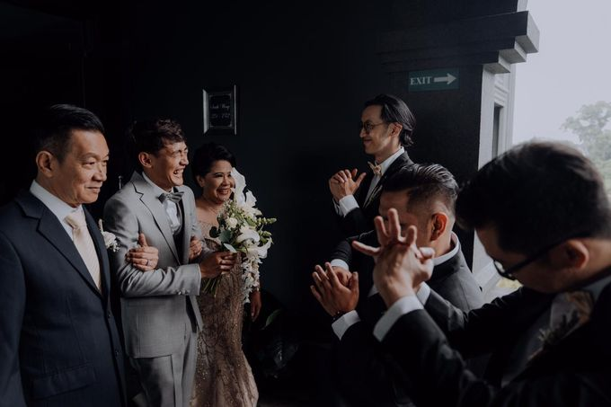 The Wedding of Renata & Erwin by GH Universal Hotel - 006