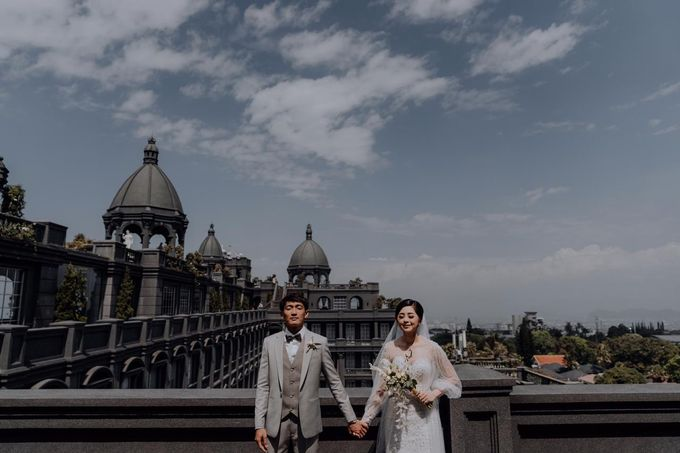 The Wedding of Renata & Erwin by GH Universal Hotel - 001