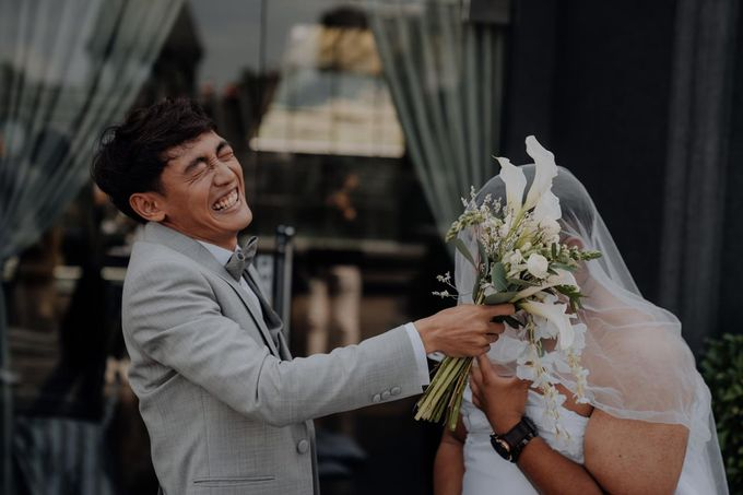 The Wedding of Renata & Erwin by GH Universal Hotel - 009