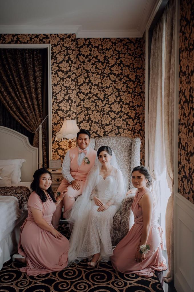 The Wedding of Renata & Erwin by GH Universal Hotel - 013