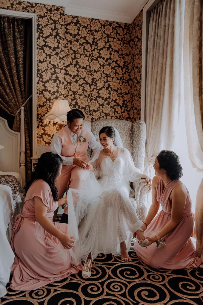 The Wedding of Renata & Erwin by GH Universal Hotel - 018