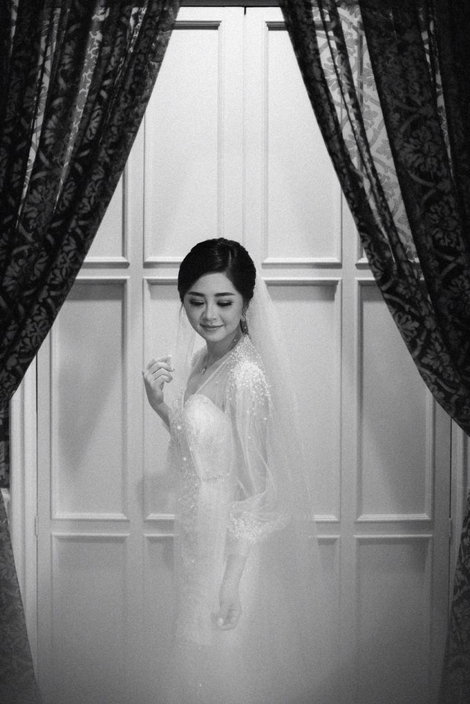 The Wedding of Renata & Erwin by GH Universal Hotel - 017