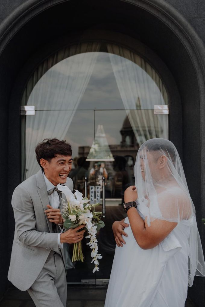 The Wedding of Renata & Erwin by GH Universal Hotel - 025