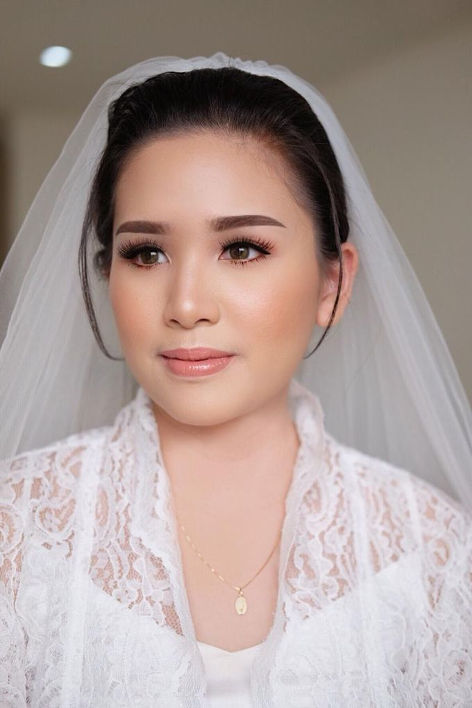 The Wedding by Shelvy Koe by VA Make Up Artist - 017