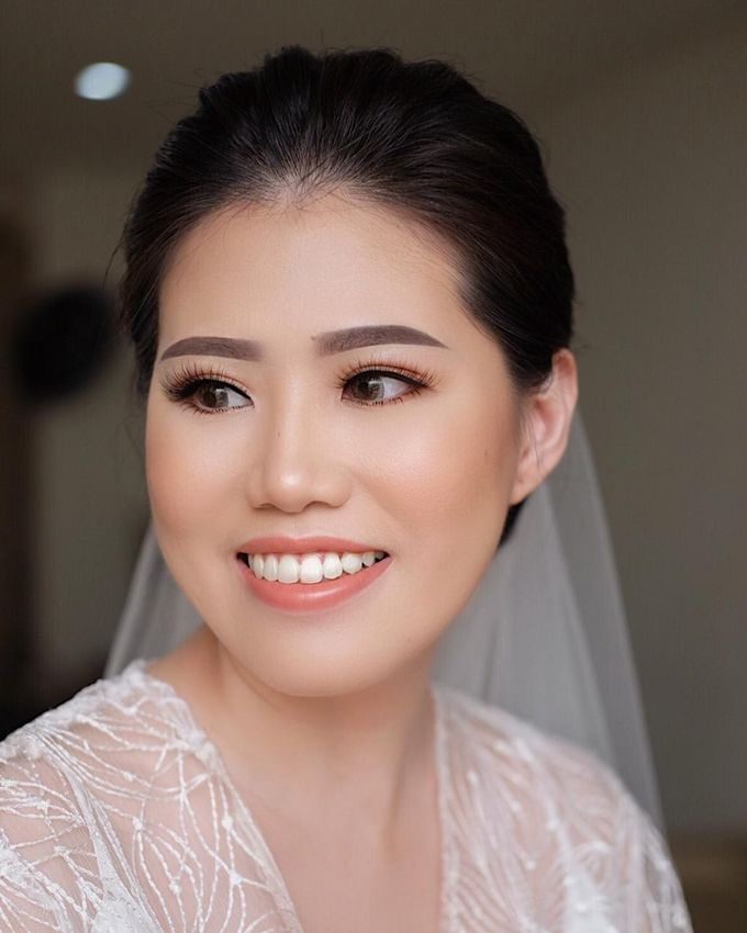 The Wedding by Shelvy Koe by VA Make Up Artist - 028