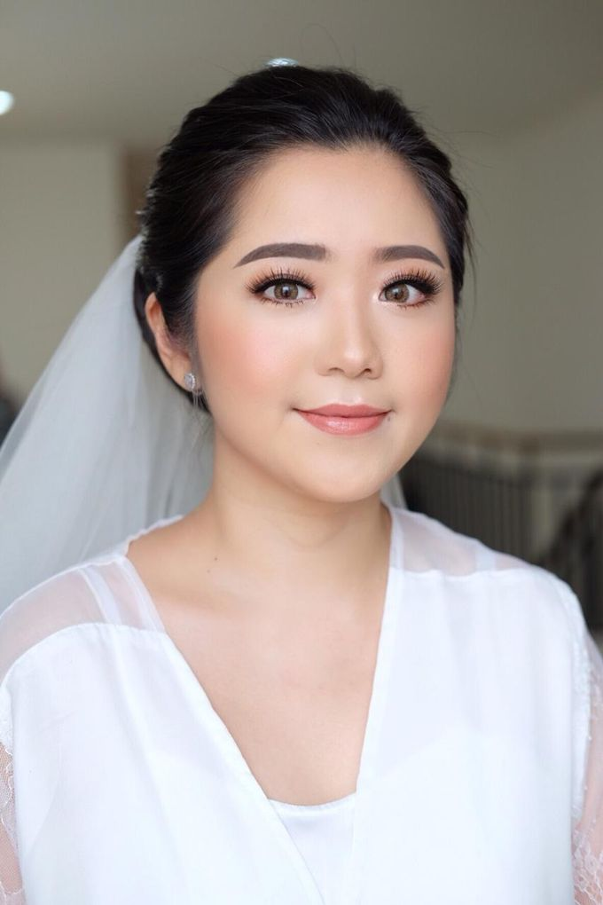 The Wedding by Shelvy Koe by VA Make Up Artist - 019