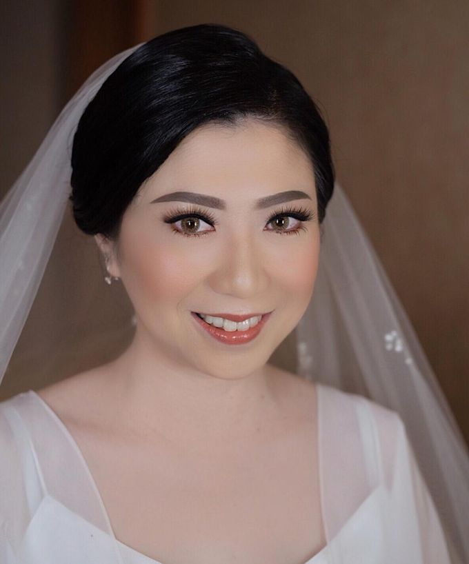The Wedding by Shelvy Koe by VA Make Up Artist - 020