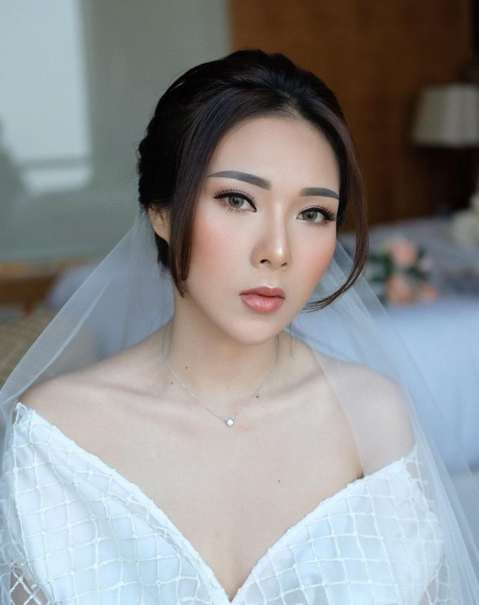 The Wedding by Vanny Adelina by VA Make Up Artist - 021
