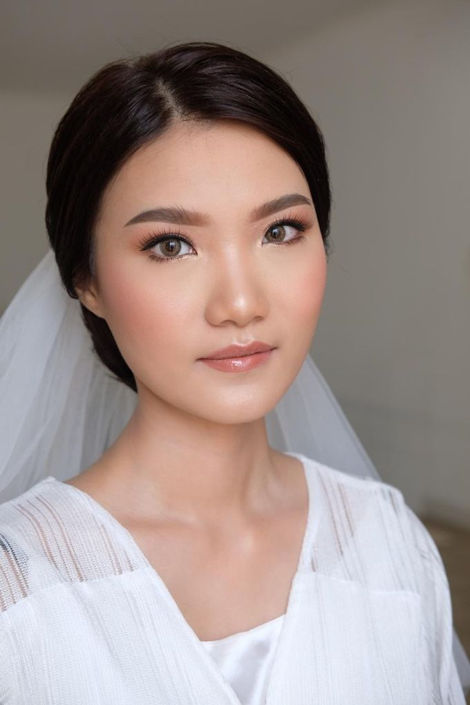 The Wedding by Vanny Adelina by VA Make Up Artist - 022