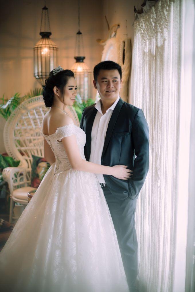 Vebri & Venni Prewedding by Elina Wang Bridal - 006