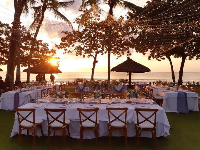 Intimate Wedding at Intercontinental Jimbaran Resort Bali by Nagisa Bali - 001