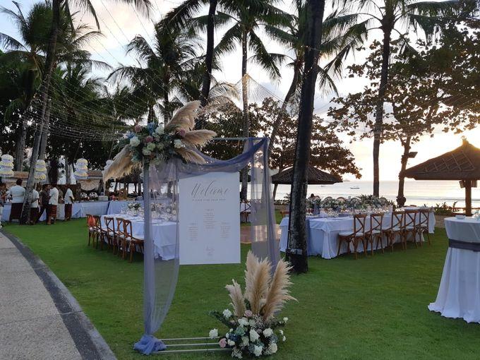 Intimate Wedding at Intercontinental Jimbaran Resort Bali by Nagisa Bali - 002