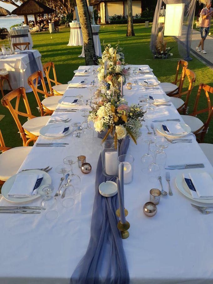 Intimate Wedding at Intercontinental Jimbaran Resort Bali by Nagisa Bali - 003