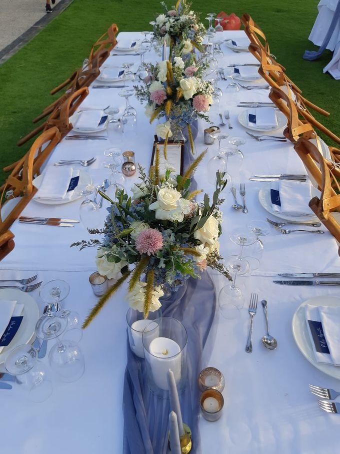 Intimate Wedding at Intercontinental Jimbaran Resort Bali by Nagisa Bali - 004