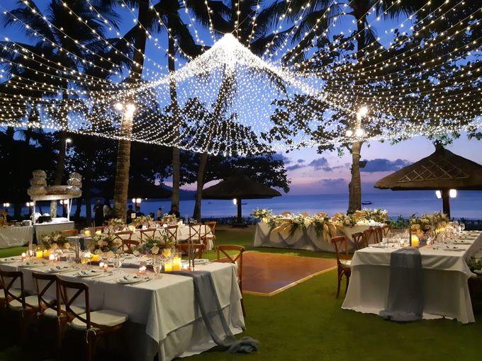 Intimate Wedding at Intercontinental Jimbaran Resort Bali by Nagisa Bali - 005