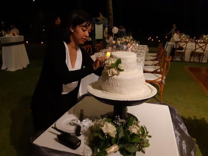 Intimate Wedding at Intercontinental Jimbaran Resort Bali by Nagisa Bali - 006