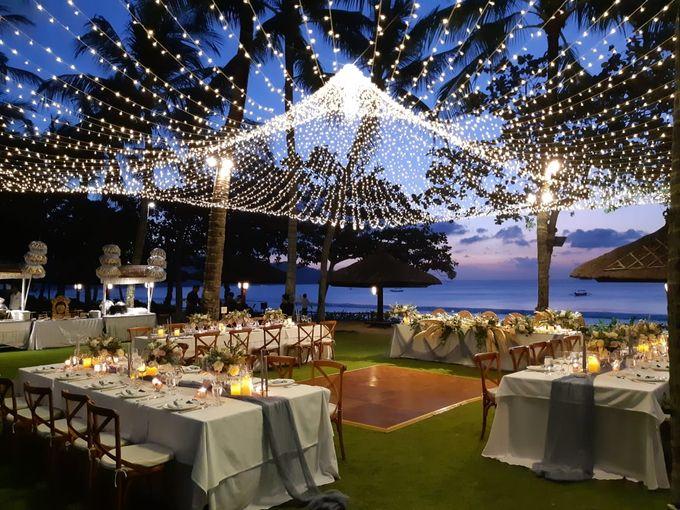 Intimate Wedding at Intercontinental Jimbaran Resort Bali by Nagisa Bali - 007