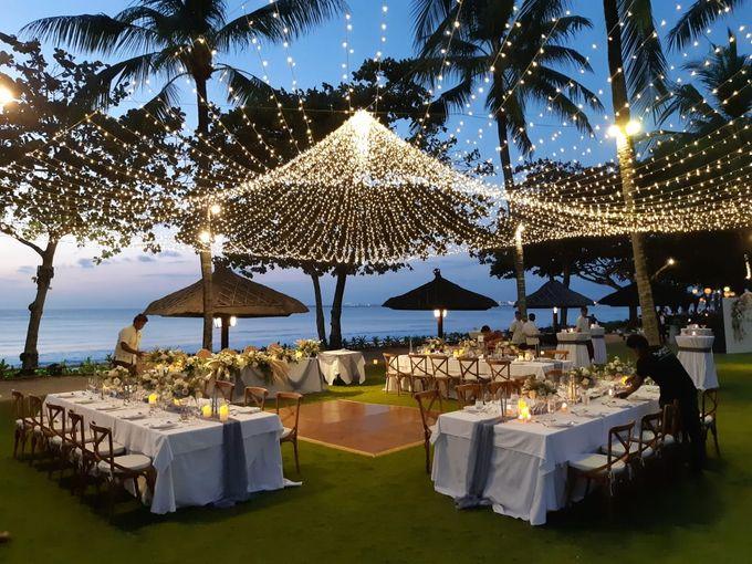 Intimate Wedding at Intercontinental Jimbaran Resort Bali by Nagisa Bali - 008