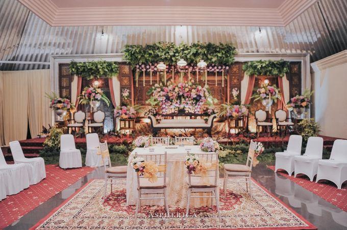 Wedding Reception Of Mrs Sabrina & Mr Luthfi by PUSPA CATERING - 001