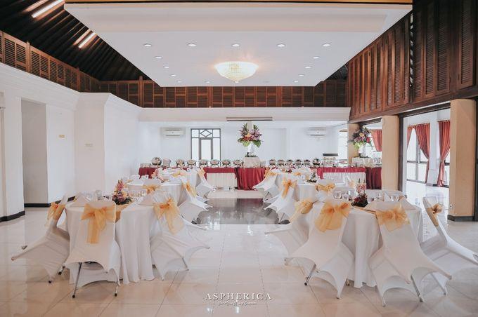 Wedding Reception Of Mrs Sabrina & Mr Luthfi by PUSPA CATERING - 005