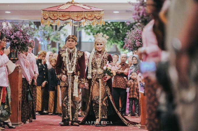 Wedding Reception Of Mrs Sabrina & Mr Luthfi by PUSPA CATERING - 007
